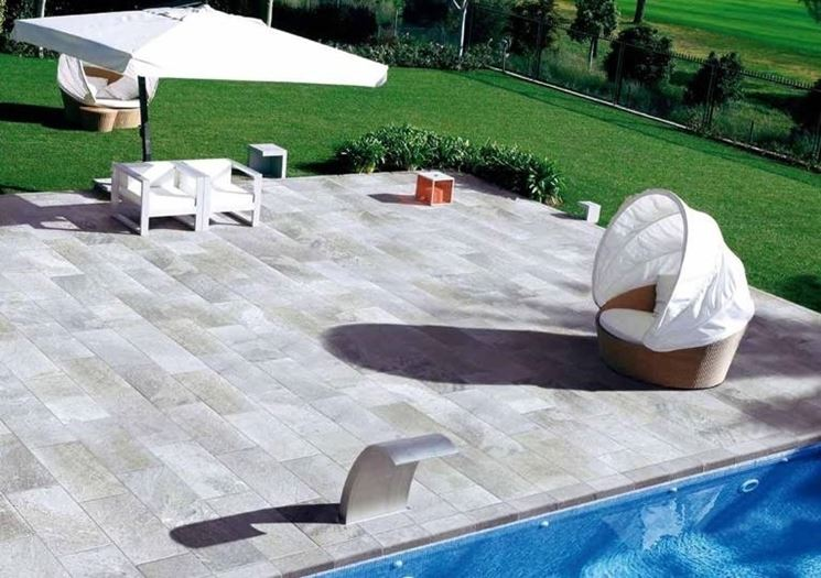 Piastrelle da giardino senza cemento piastrelle in cemento per
